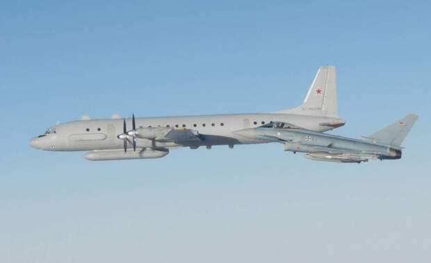 В НАТО заявили об «инциденте» с участием российского Ил-20 в небе над Балтикой