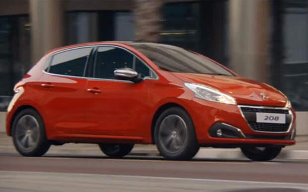 Запрещенная реклама Peugeot - давайте смотреть!