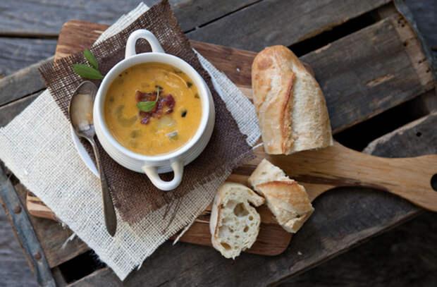 Супы из тыквы: начали есть и борщ больше не хочется
