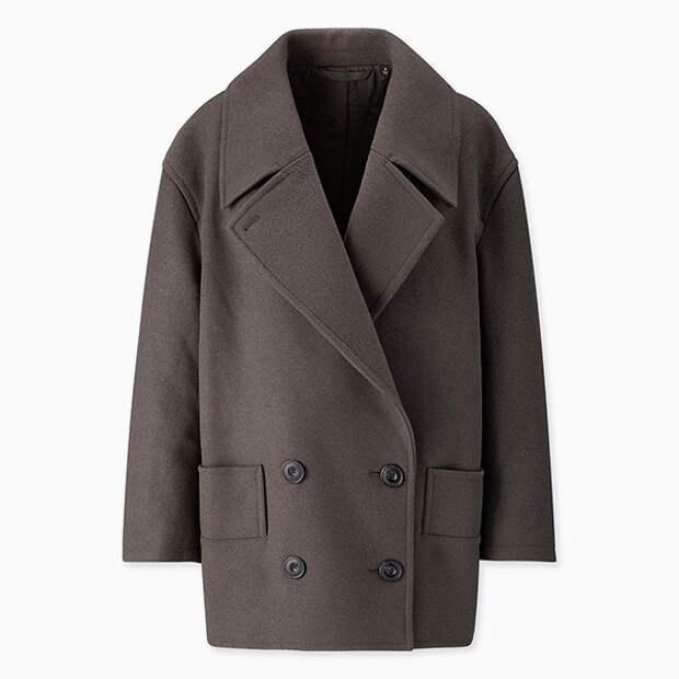 Пальто-пиджак Uniqlo