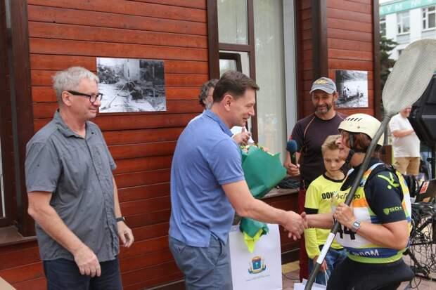 Открытие городского Чемпионата по гребному слалому состоялось в СЗАО