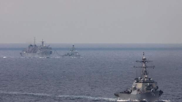НАТО проводит морские учения у берегов Эстонии