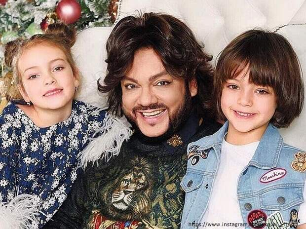Филипп Киркоров рассказал, что у него с сыном одинаковые фобии