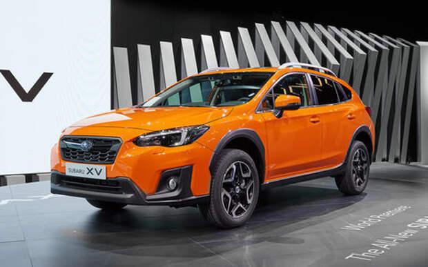 Новый Subaru XV будет поступать с соперниками жестко!