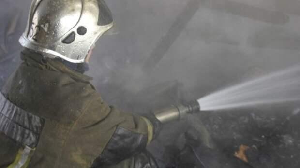 Взрыв уничтожил автомобиль в Подмосковье
