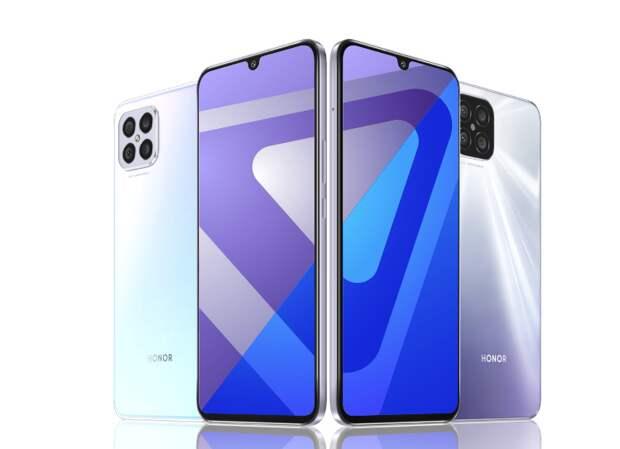 Экран OLED, 5G, 64 Мп и 66 Вт в тонком корпусе. Представлен смартфон Honor Play 5