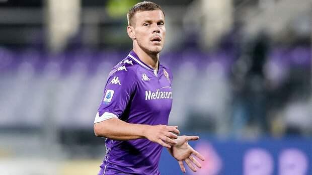Тренер «Фиорентины» надеется, что Кокорин сможет сыграть в последних матчах сезона