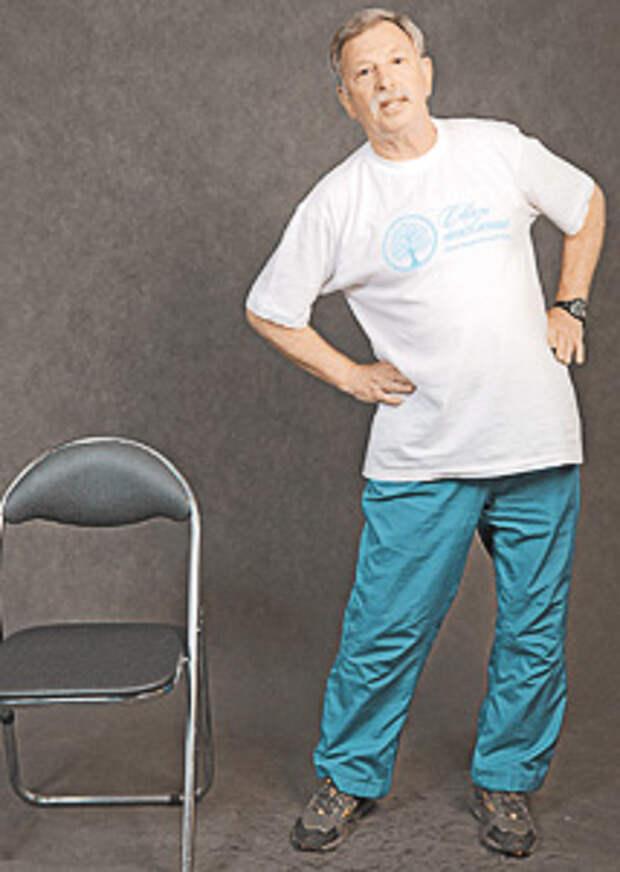 Гимнастика для пожилых: 20 простых упражнений