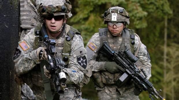 Военный аналитик объяснил, с какой целью армия США проводит учения в Эстонии