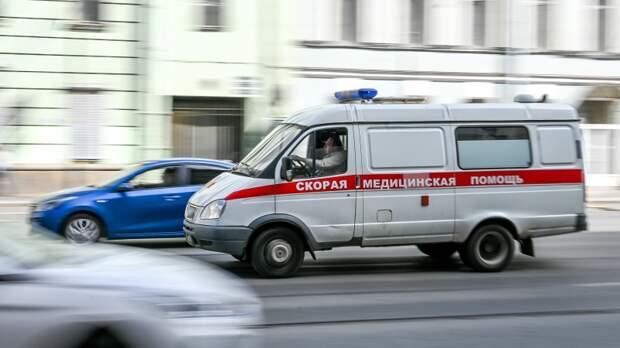 Рабочий погиб после падения с высоты на металлургическом заводе в Норильске