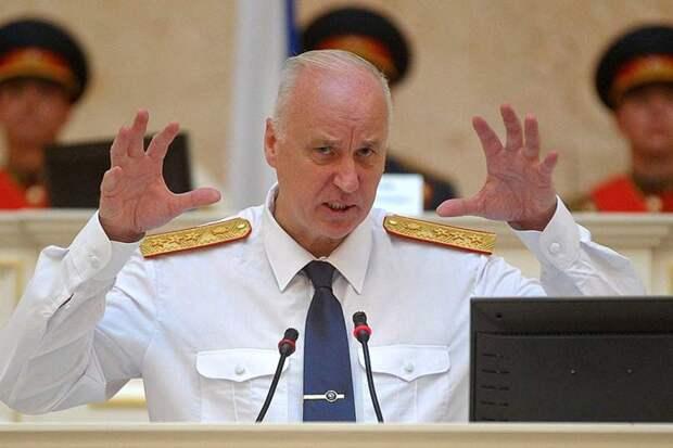 Бастрыкин выступил с идеей конфисковать наворованное имущество у коррупционеров, Песков ответил невнятно