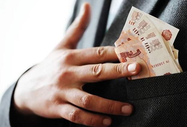 Свыше 280 млн рублей в день – скорость воровства денег чиновниками