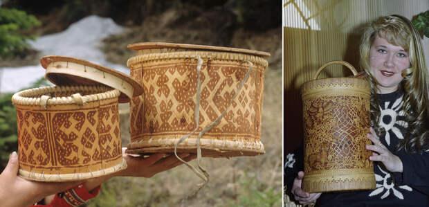 Лукошко и туесок: древнерусские сумки, которые снова в моде