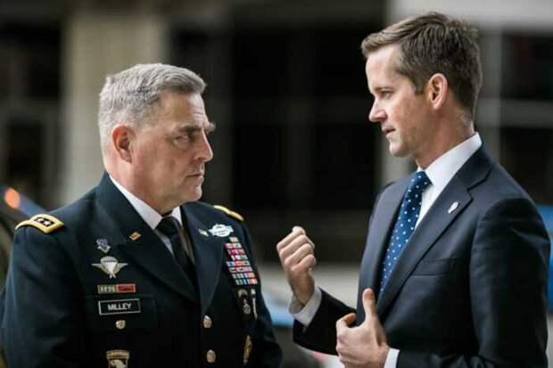 Война вАфганистане показала реальный масштаб коррупции вПентагоне
