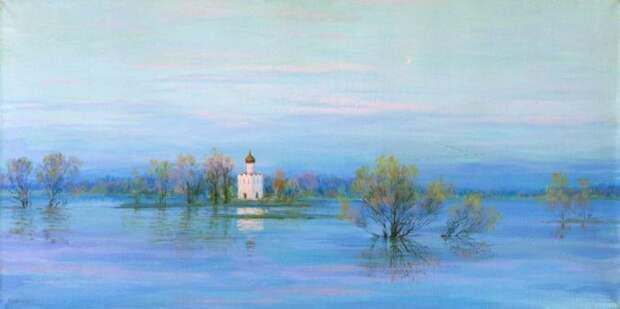 художник Мария Вишняк картины - 16
