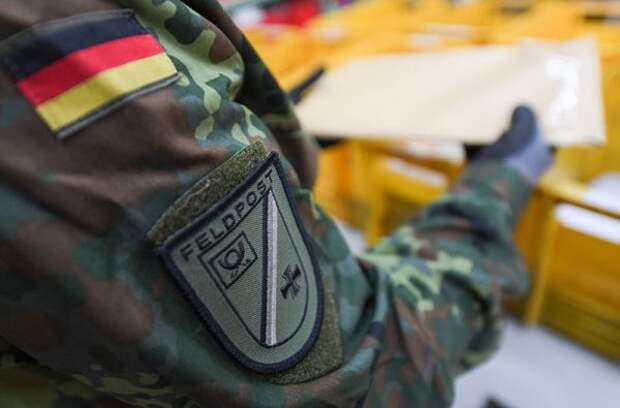 Солдаты бундесвера обвиняются враспространении нацистских идей