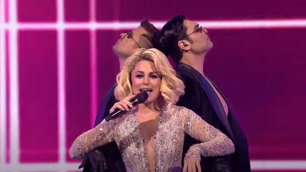 Протеже Киркорова на Евровидении получила 12 баллов от России