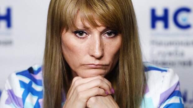 Журова: «Если кто-то из российских футболистов встанет на колено в поддержку BLM, осуждать за это не нужно»