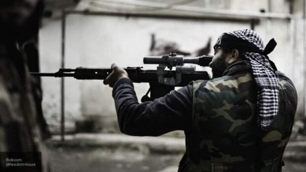 Бронетехника РФ контролирует обстановку в зоне соприкосновения с США в САР