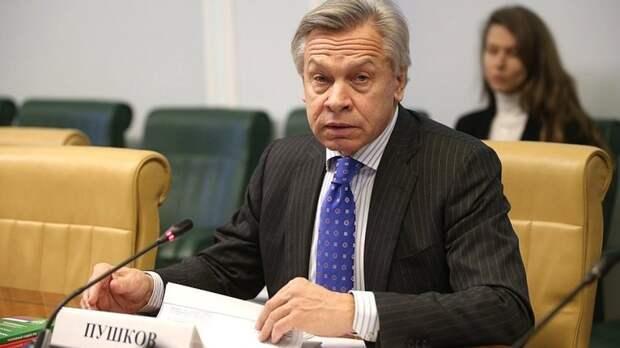 Пушков указал на попытки Байдена оказать давление на Путина перед саммитом