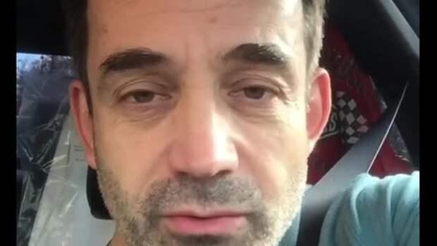 Дмитрий Певцов выписался из больницы в Коммунарке и записал видео