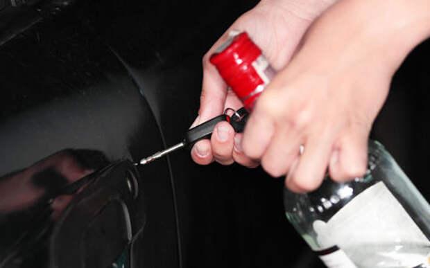 Новый год и алкоголь: В ГИБДД посчитали пьяных водителей