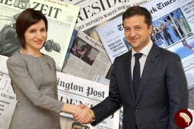 Global Research: Президенты Украины и Молдовы скоординировали действия против России