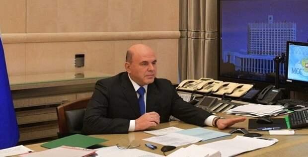 Мишустин предложил замену пяти министрам