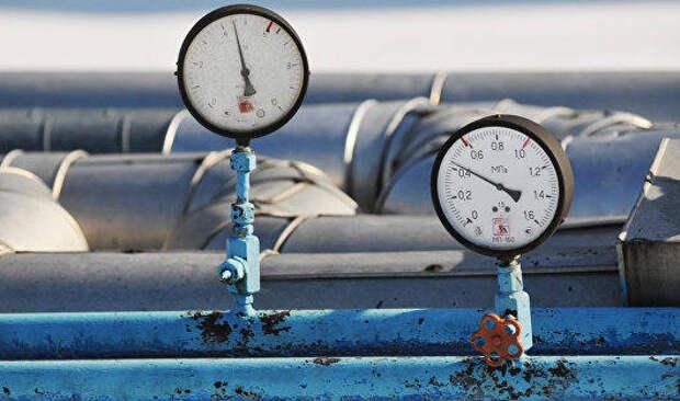 """""""Газпром"""" планирует увеличить мощности газохранилищ до нового рекорда"""