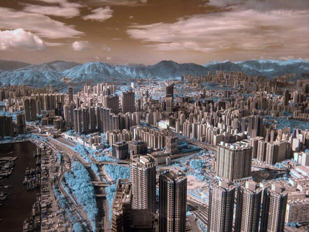 Зеленые зоны в Гонконге