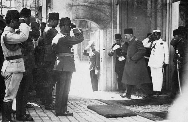 Рождение Турецкой Республики