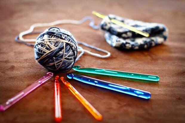 Вязание крючком/Pixabay
