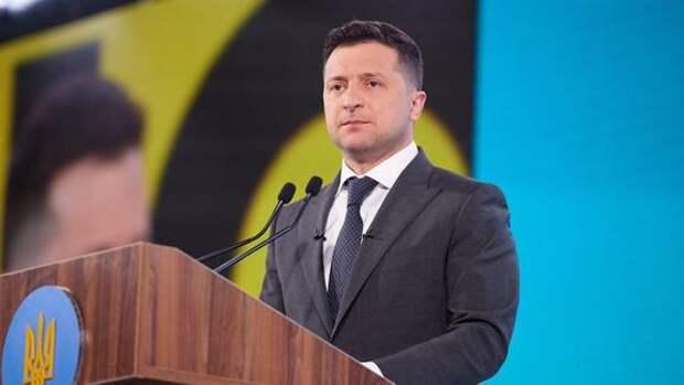 Зеленский заявил о намерении построить из Украины «страну мечты»