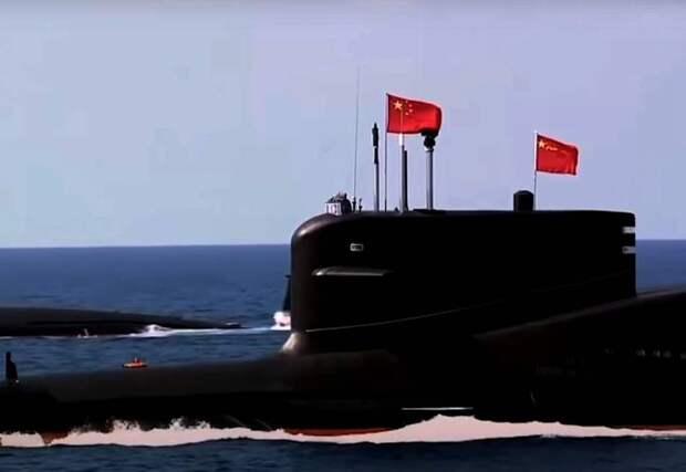 Ракета JL-3 для подлодок НОАК: новый «аргумент» Китая в противостоянии с США