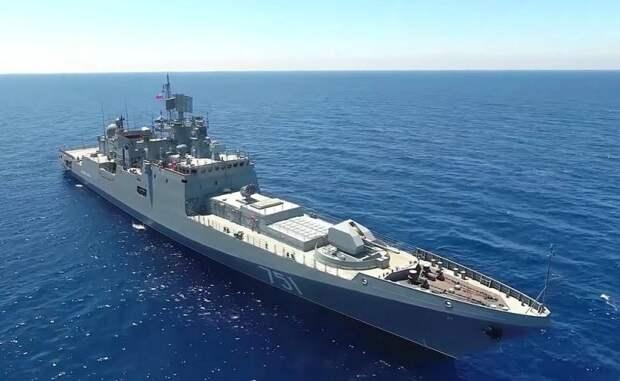 Нужно ли достраивать фрегат «Адмирал Корнилов» для российского флота