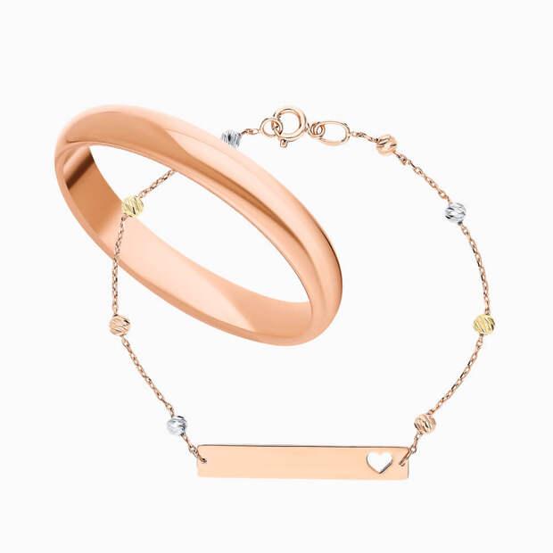 Приятная компания: браслеты в пару к вашим обручальным кольцам