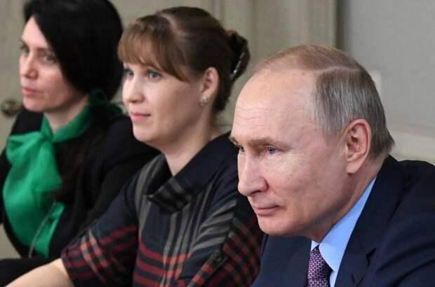 «Губительный ход»: Путин отказался возглавить Госсовет
