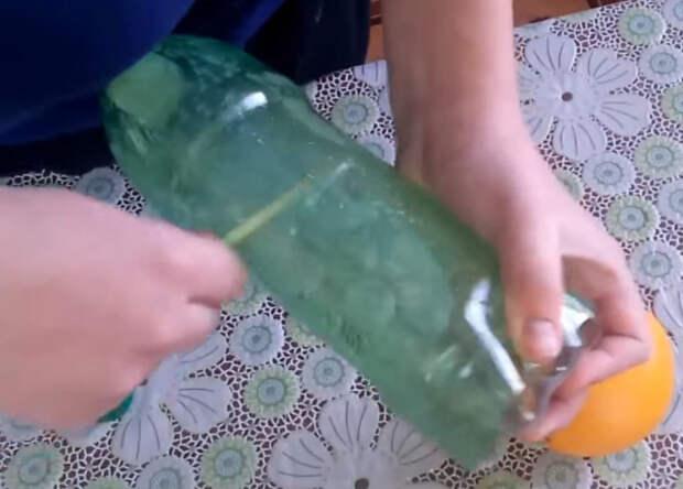 Гениальное изобретение для кухни из двух пластиковых бутылок