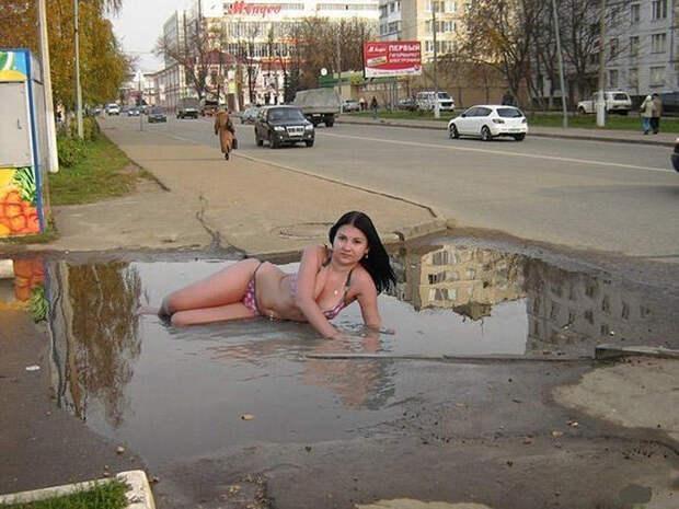 Умом Россию не понять... Эти 25 фотографий тому доказательство.