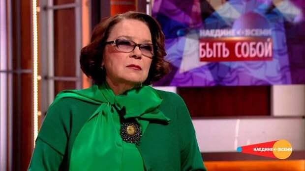 Лариса Голубкина рассказала правду о своей госпитализации