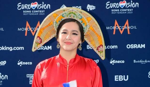 Прошедшая в финал «Евровидения» Манижа сдала позиции