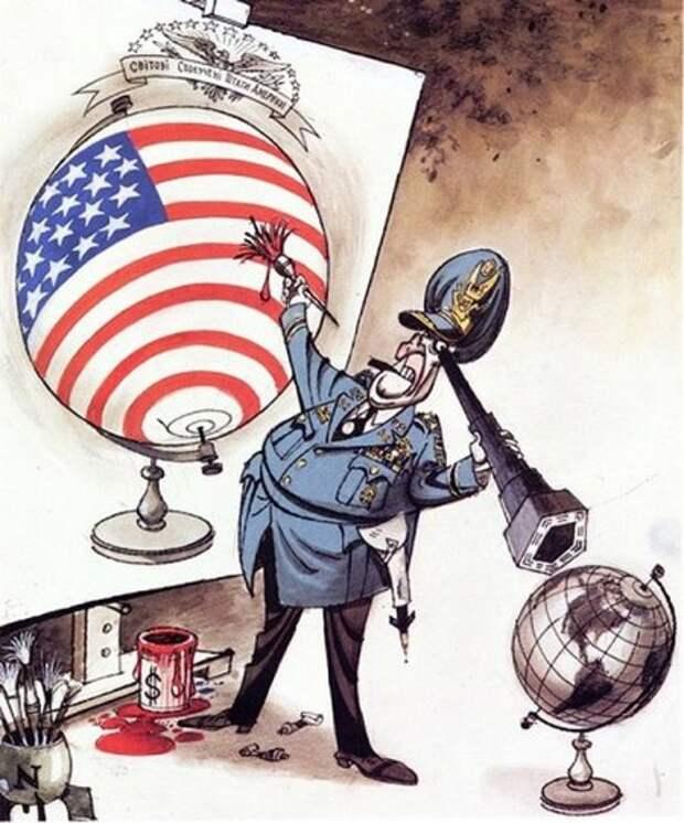 Демократия для избранных: В США предложили дискредитировать и блокировать российские СМИ