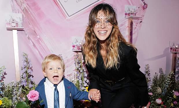 Регина Тодоренко с сыном, Наталья Османн, Надежда Сысоева и другие на презентации аромата Dior