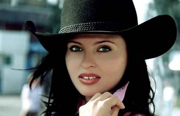 Популярная в 1990-х гг. певица Светлана Владимирская   Фото: mvclip.ru