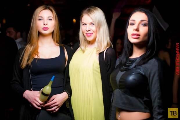 Наследие 90-ых: Девушки из ночных клубов Киева