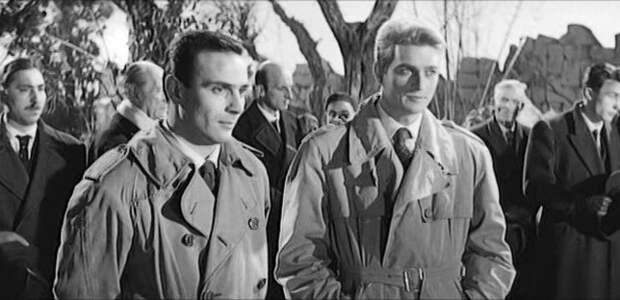 Кадр из фильма «Вампиры» (1957)