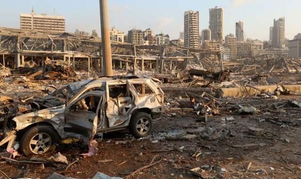 Что еще может рвануть на Ближнем Востоке после Бейрута?