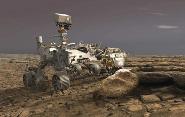 На Земле впервые услышали звуки Марса