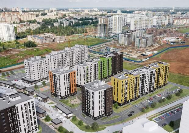 В «Городе Оружейников» начались продажи квартир в четырех домах по ставке от 2,7% годовых