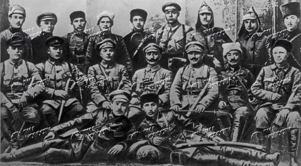 Боевая летопись 1-й Конной. Стратегическое значение кавалерийских масс